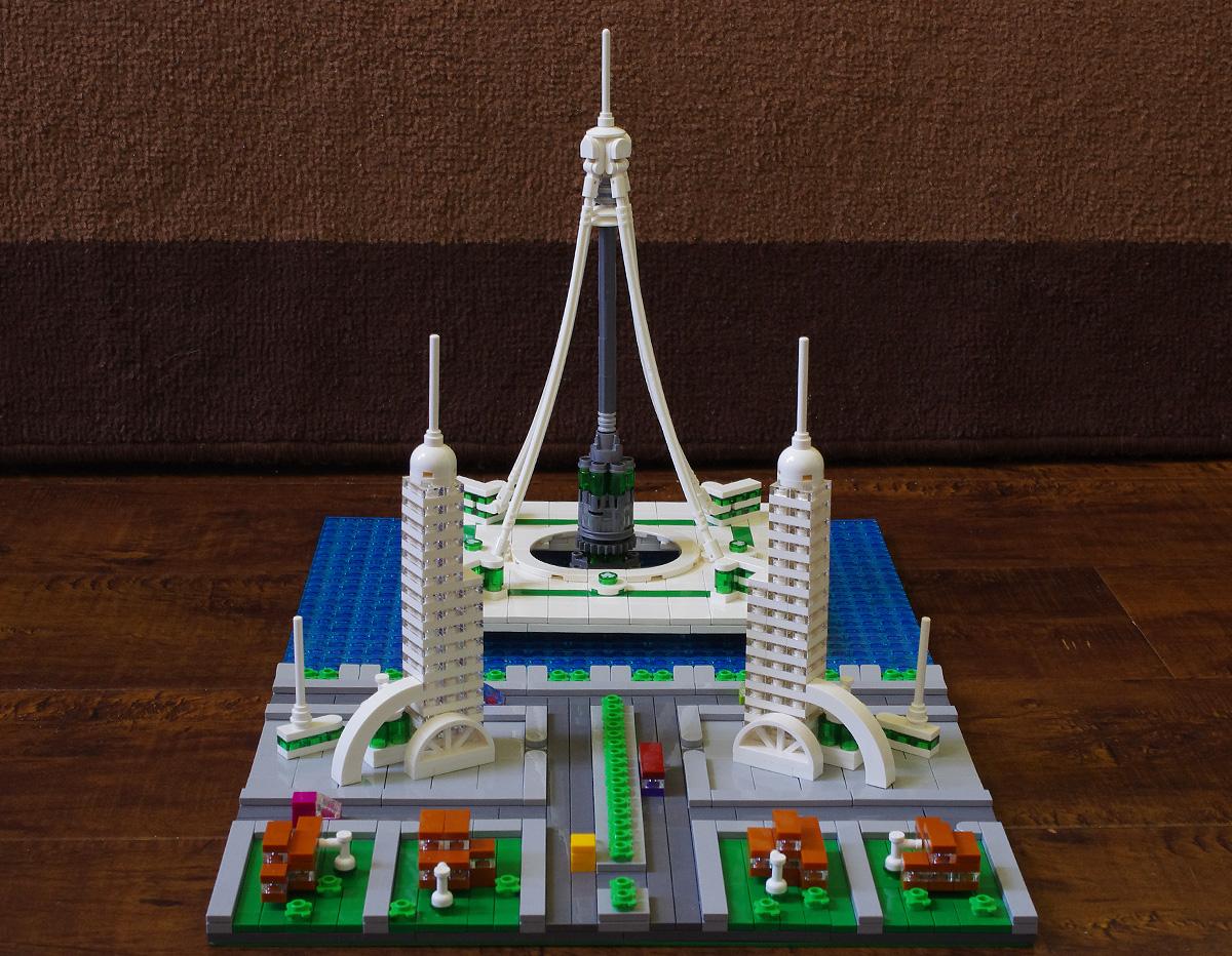 Concurs Microscale Future City – Creatia 6: Oras alimentat cu energie geotermala