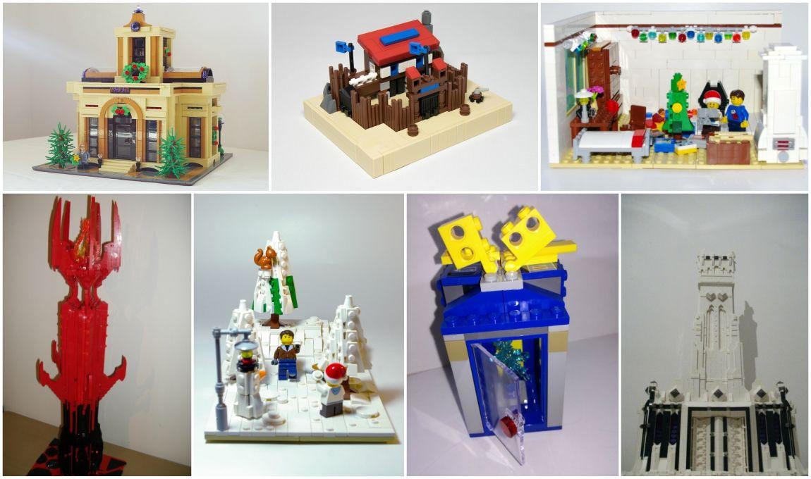 Concurs Santa's Gifts – Clasament creatii